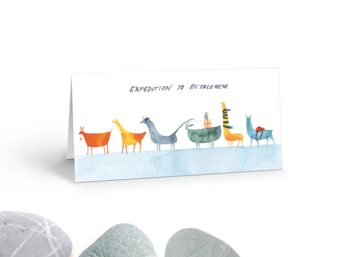 Tereza-Cerhova-christmas-greeting-card-expedition-to-bethlehem