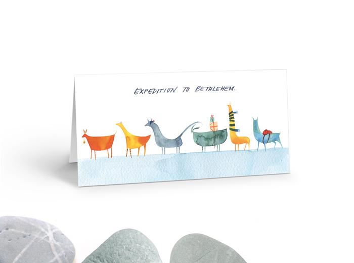 Tereza-Cerhova-christmas-greeting-card-expedition-to-bethlehem