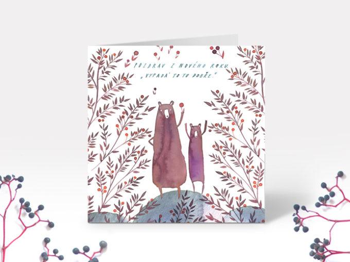 Tereza-Cerhova-darkova-karta-ilustrace-pozdrav-z-noveho-roku