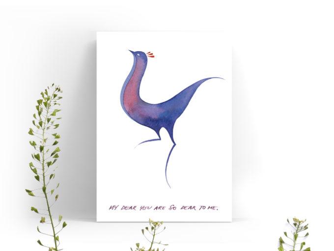 Tereza-Cerhova-greeting-card-my-dear-you-are-so-dear-to-me