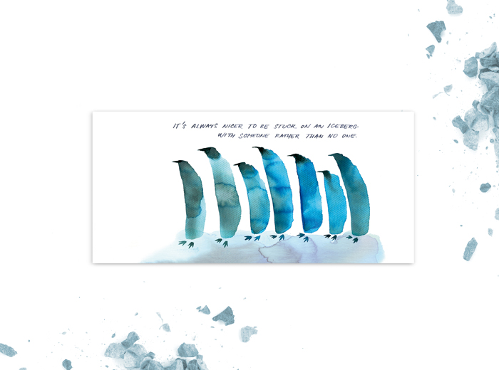 Tereza-Cerhova-greeting-card-penguins