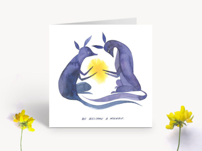 Tereza-Cerhova-greeting-card-we-welcome-a-miracle