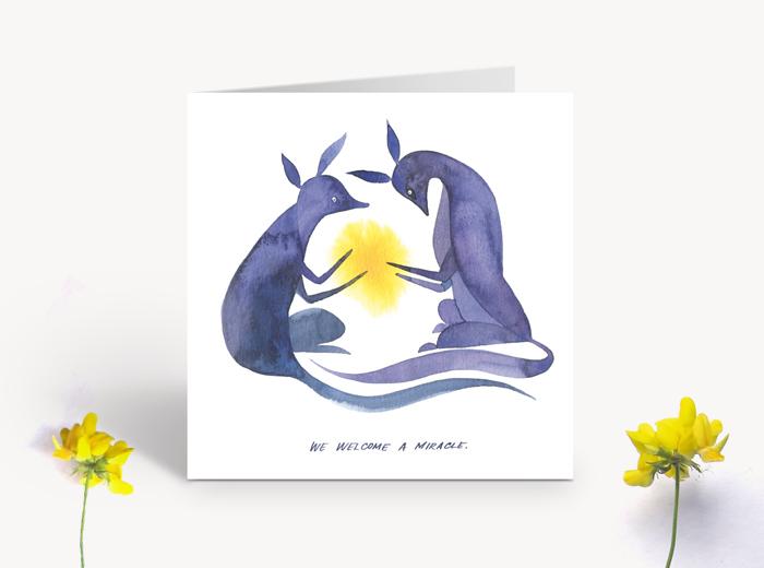Tereza-Cerhova-greeting-card-we-welcome-a-miracle
