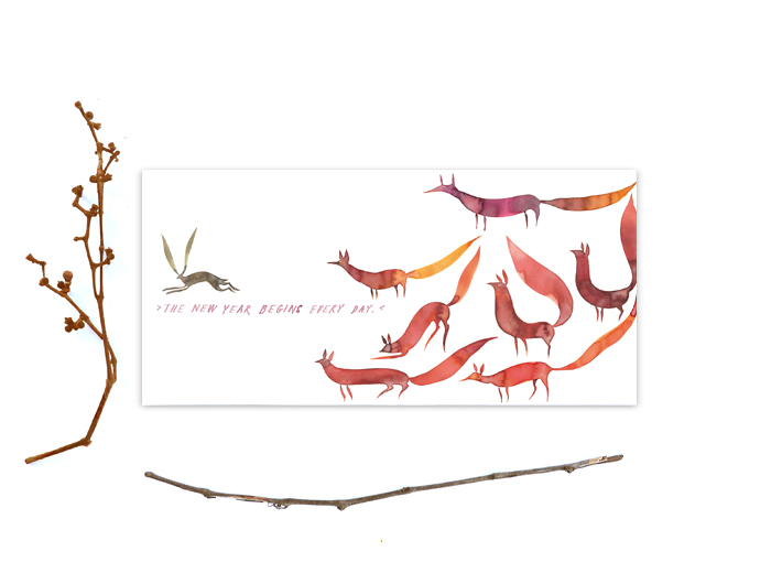 Tereza-Cerhova-illustrated-greeting-card-the-new-year-begins