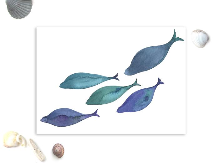 Tereza-Cerhova-originalni-ilustrace-tuleni-v-morskem-proudu