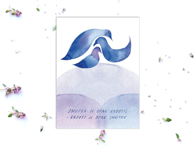 Tereza-Cerhova-originalni-ilustrace-smutek-je-opak-radosti